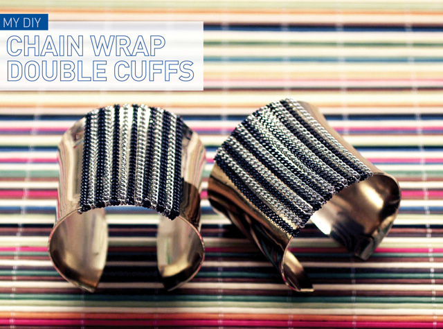 DIY with a Designer | Cuffs with Norma Kamali