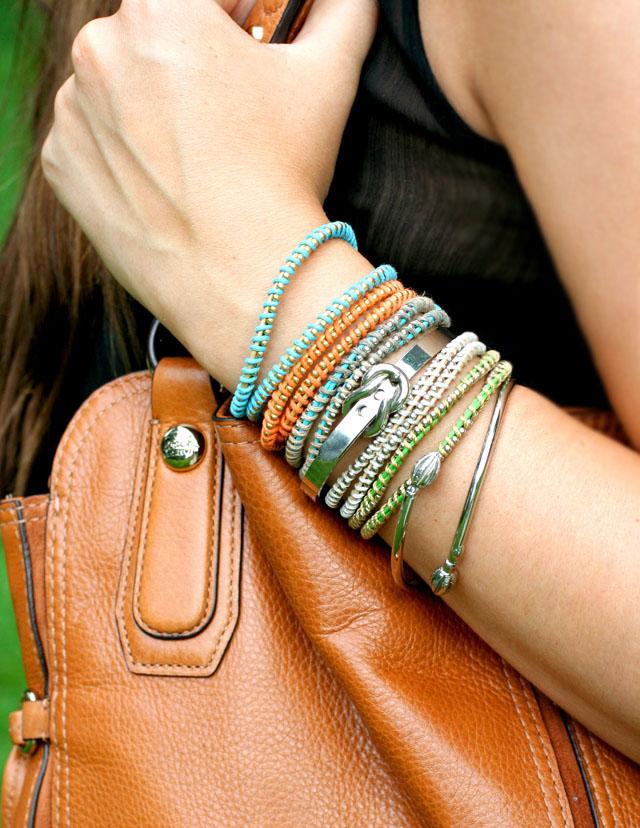 DIY event] Friendship Bracelet Craft-Up