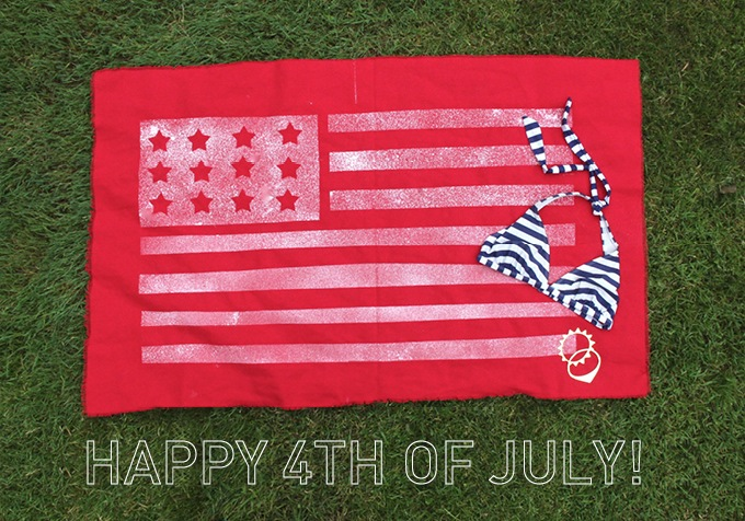 MY DIY | HAPPY 4TH OF JULY!