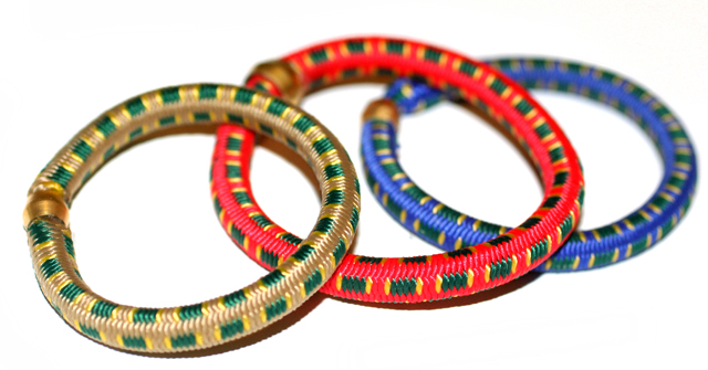 My Diy Bungee Cord Bracelets