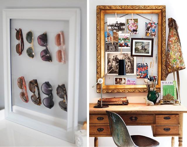 DIY Inspiration] Frames