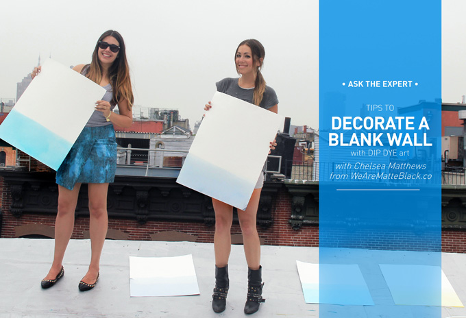 Ask the expert how to decorate a blank wall - How to decorate a blank wall ...