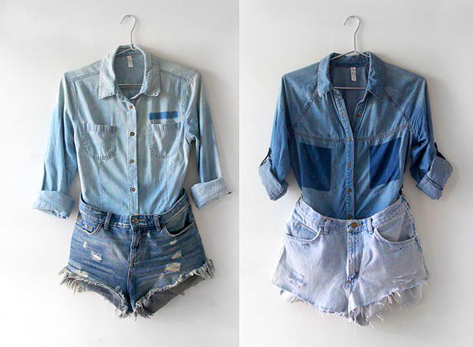 » MY DIY | Cutoff Jeans