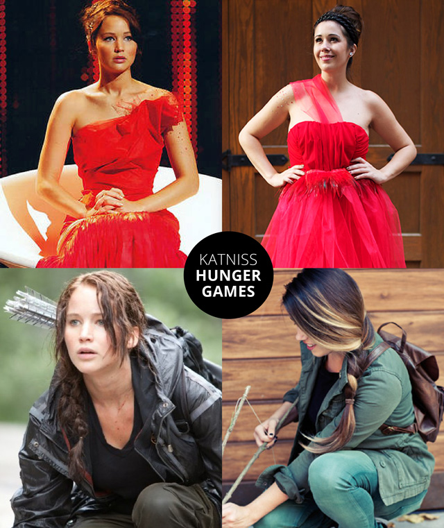 HALLOWEEN COSTUME | Katniss