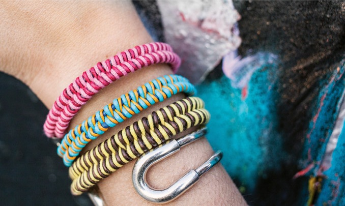 MY DIY | Fishtail Braid Bracelet