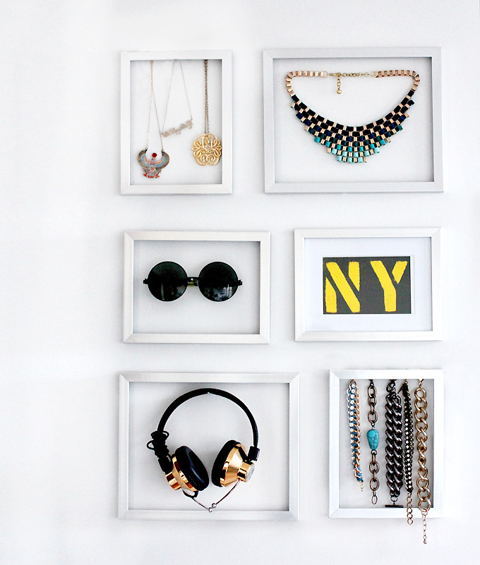 DIY HOME | Jewelry Storage