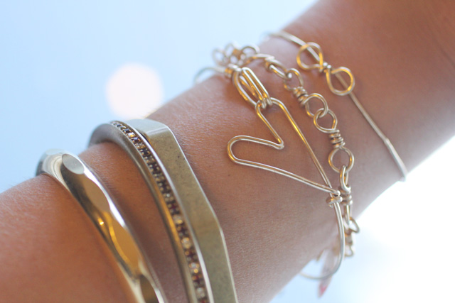 My DIY | Heart Bracelet