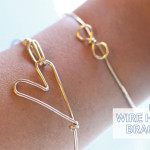 My DIY | Heart Bracelet
