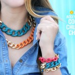 MY DIY | Bright Chain Jewelry