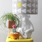 MY DIY | Triangle Lamp
