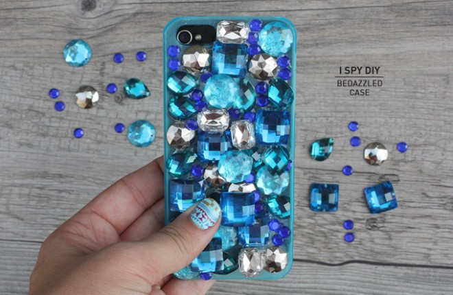 MY DIY | Bedazzled Case