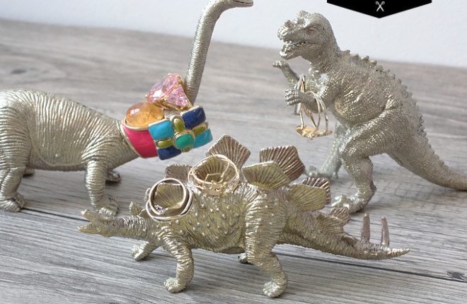 MY DIY | Dino Ring Holder