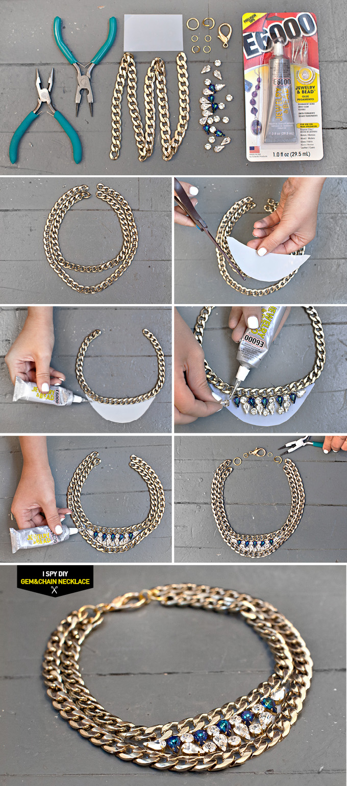 ISPYDIY_gem_chain_necklace