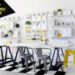 MY DIY | Studio Supply Shelves