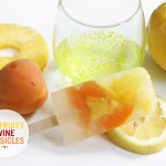 MY DIY | Fruity Wine Popsicle