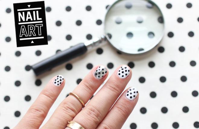 NAIL ART | Polka Dots