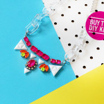 DIY KIT | Clearly Gem Necklace