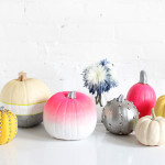 HOLIDAY DIY | Pumpkin Decorating