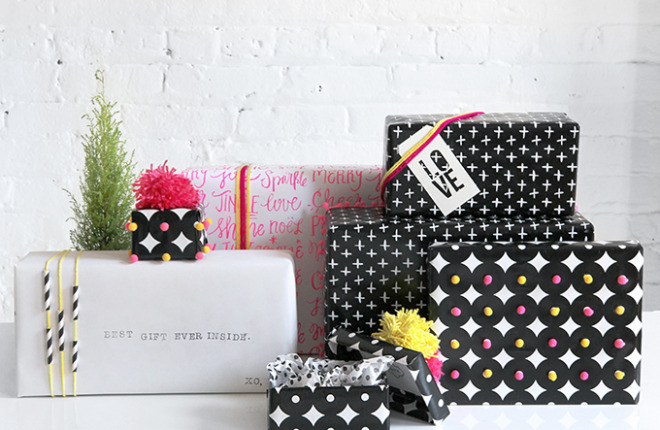 HOLIDAY DIY | Gift Wrapping