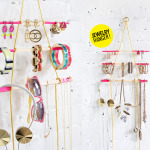 MY DIY | Hanging Jewelry Holder