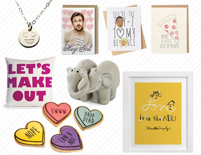 GIFT GUIDE | Cheeky Valentine's Day