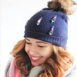 MY DIY | Bedazzled Gem Hat