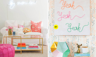 DIY INSPIRATION | Neon Signs