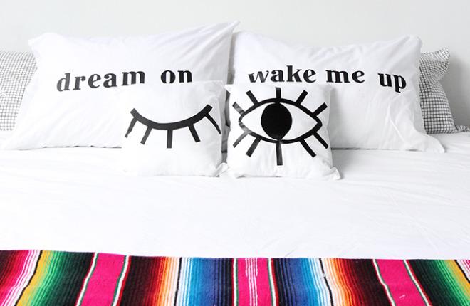 MY DIY | Shut Eye & Dream Pillow