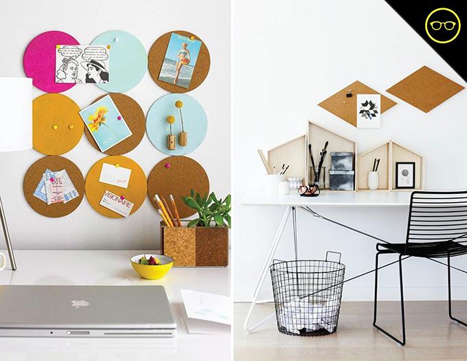 INSPIRATION   Cork Boards