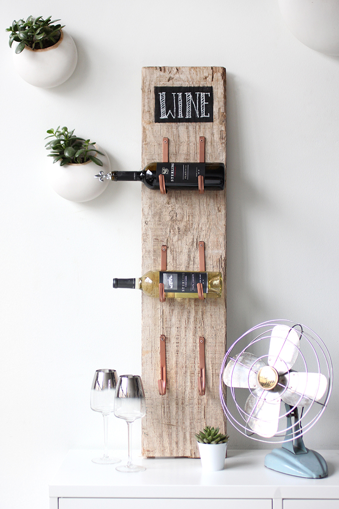 187 My Diy Barn Wood Wine Rack