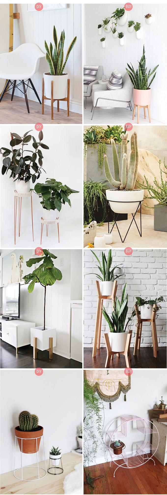 Diy Or Buy Plant Stands I Spy Diy Bloglovin