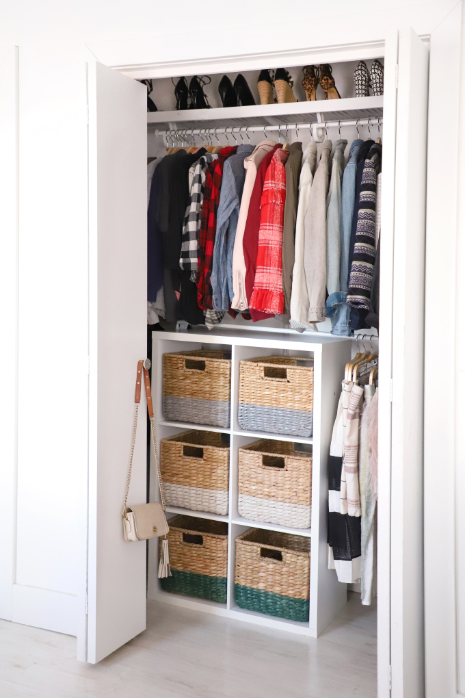 DIY PROJECT Home Ispydiy Closetcleanout2