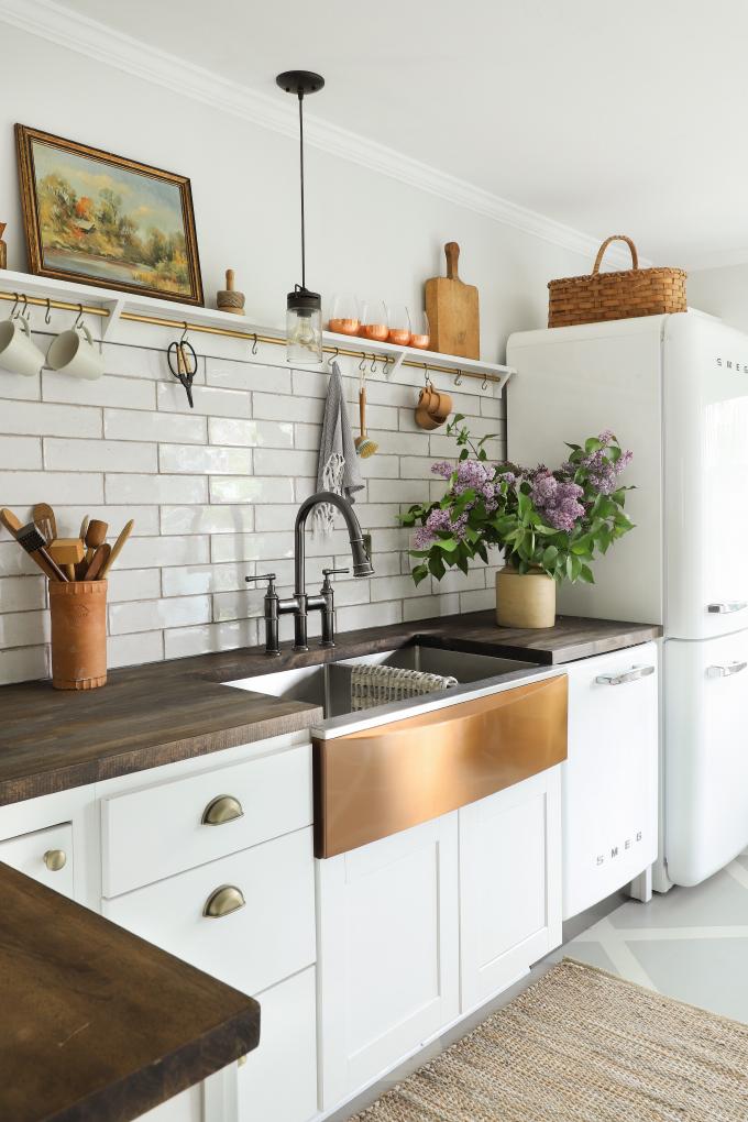 Bayview Bungalow Kitchen Renovation Reveal I Spy Diy